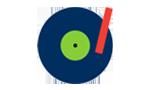 Tourne-Disque avec vinyls - Uville Hotel Montréal