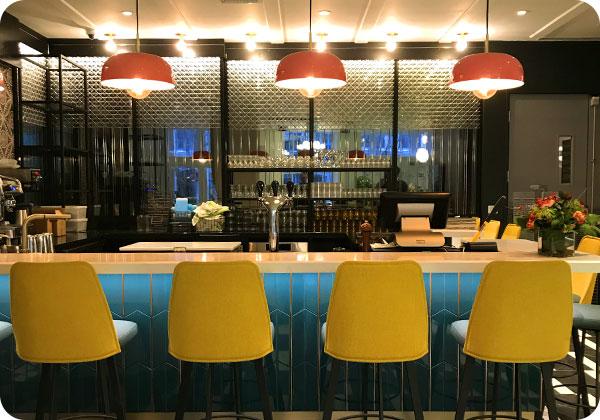 Bienvenu au Lounge Saint-Laurent