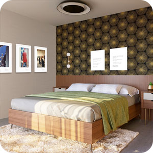 Stay in a themed room